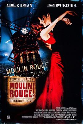 Moulin Rouge! มูแลง รูจ (2001)Moulin Rouge! มูแลง รูจ (2001)