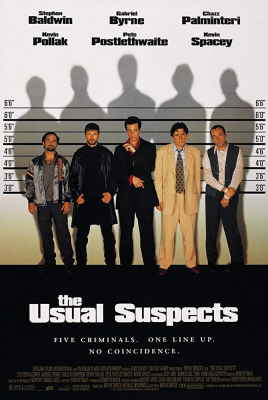 The Usual Suspects ปล้นไม่ให้จับได้ (1995)