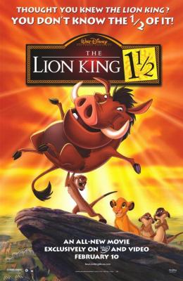 The Lion King 3 Hakuna Matata เดอะ ไลอ้อนคิง ภาค3 (2004)