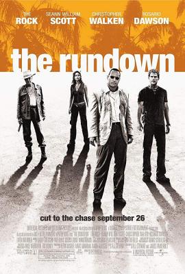 The Rundown โคตรคน ล่าขุมทรัพย์ป่านรก (2003)