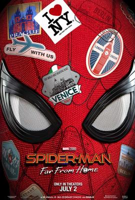 Spider-Man Far from Home สไปเดอร์-แมน ฟาร์ ฟรอม โฮม (2019)