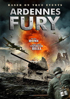Ardennes Fury สงครามปฐพีเดือด (2014)