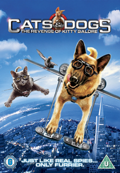 Cats & Dogs The Revenge of Kitty Galore สงครามพยัคฆ์ร้ายขนปุย ตอน คิตตี้ กาลอร์ล้างแค้น (2010)