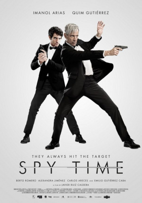 Spy Time พยัคฆ์ร้ายแดนกระทิง (2015)