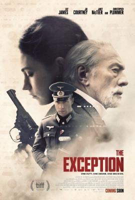 The Exception เล่ห์รักพยัคฆ์ร้าย (2016)
