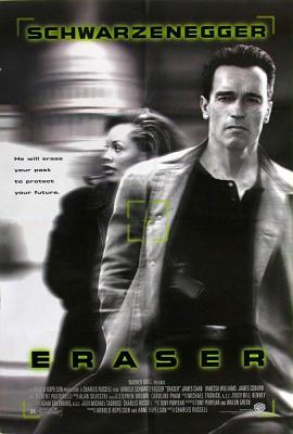 Eraser อีเรเซอร์ คนเหล็กพยัคฆ์ร้ายพระกาฬ (1996)