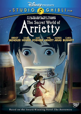 The Secret World of Arrietty มหัศจรรย์ความลับคนตัวจิ๋ว (2010)