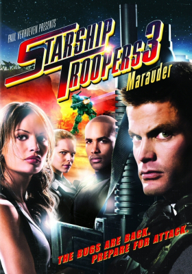 Starship Troopers 3: Marauder สงครามหมื่นขาล่าล้างจักรวาล ภาค3 (2008)