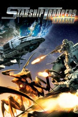 Starship Troopers: Invasion สงครามหมื่นขาล่าล้างจักรวาล 4: บุกยึดจักรวาล (2012)