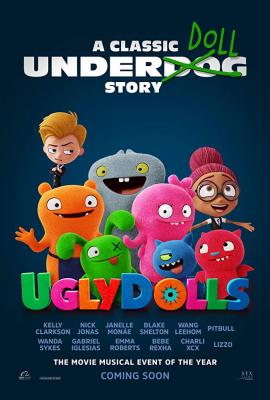 UglyDolls ผจญแดนตุ๊กตามหัศจรรย์ (2019)