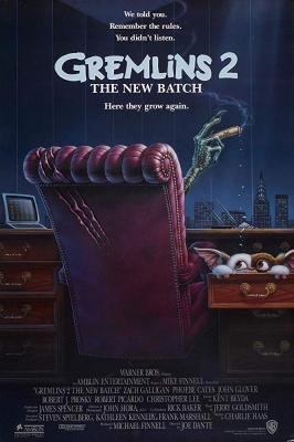 Gremlins 2: The New Batch เกรมลินส์ ภาค2-ปีศาจถล่มเมือง (1990)