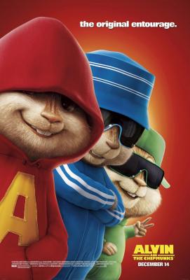 Alvin and the Chipmunks อัลวินกับสหายชิพมังค์จอมซน ภาค 1 (2007)