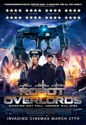 Robot Overlords สงครามจักรกลล้างโลก (2014)
