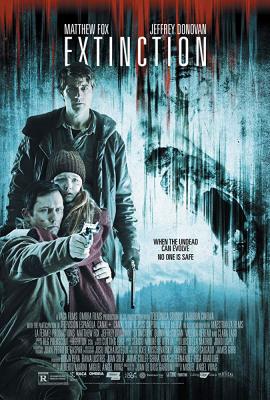 Extinction เอ็กซ์ทิงชั่น (2015)