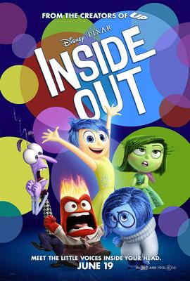 Inside Out มหัศจรรย์อารมณ์อลเวง (2015)
