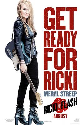 Ricki and the Flash คุณแม่ขาร็อค (2015)