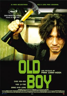 Oldboy เคลียร์บัญชีแค้นจิตโหด (2003)