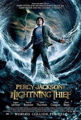Percy Jackson & the Olympians: The Lightning Thief เพอร์ซีย์ แจ็คสันกับสายฟ้าที่หายไป (2010)