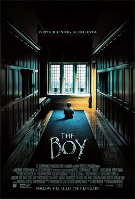 The Boy ตุ๊กตาซ่อนผี (2016)