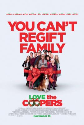 Love the Coopers คูเปอร์แฟมิลี่ คริสต์มาสนี้ว้าวุ่น (2015)