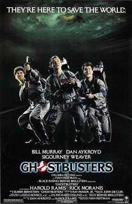 Ghostbusters บริษัทกำจัดผี (1984)