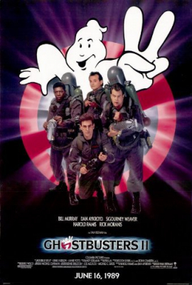 Ghostbusters 2 บริษัทกำจัดผี ภาค2 (1989)