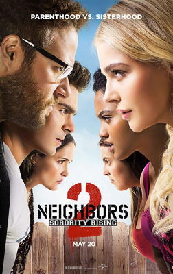 Neighbors 2 Sorority Rising เพื่อนบ้านมหา(บรร)ลัย 2 (2016)