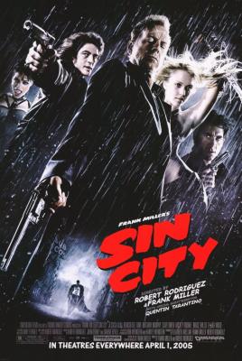 Sin City เมืองคนตายยาก (2005)