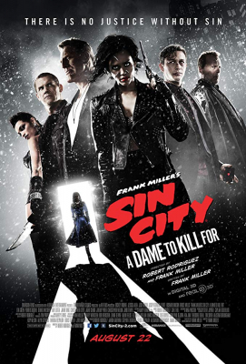 Sin City A Dame to Kill For ซินซิตี้ ขบวนโหด นครโฉด (2014)