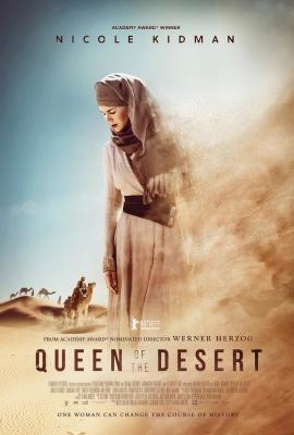 Queens of the desert ตำนานรักแผ่นดินร้อน (2015)