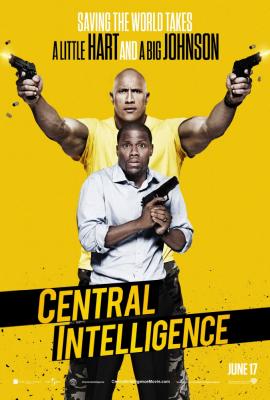 Central Intelligence คู่สืบ คู่แสบ (2016)