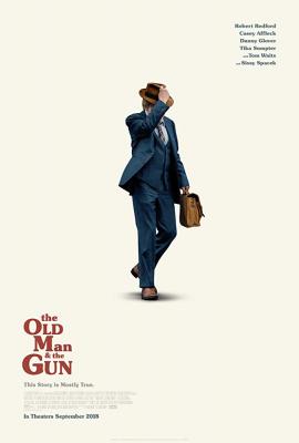 The Old Man & the Gun สิงห์เฒ่าปล้นพันธุ์เก๋า (2018)