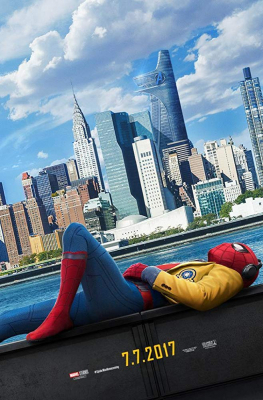Spider Man: Homecoming สไปเดอร์แมน: โฮมคัมมิ่ง (2017)