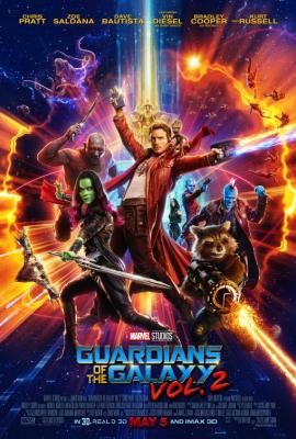 Guardians of the Galaxy Vol. 2 รวมพันธุ์นักสู้พิทักษ์จักรวาล 2 (2017)Guardians of the Galaxy Vol. 2 รวมพันธุ์นักสู้พิทักษ์จักรวาล 2 (2017)