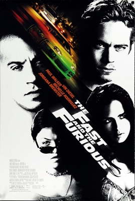 The Fast and the Furious1 เร็วแรงทะลุนรก ภาค1 (2001)