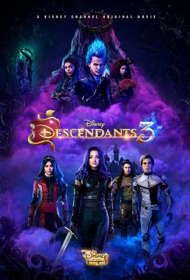 Descendants 3 รวมพลทายาทตัวร้าย 3 (2019)
