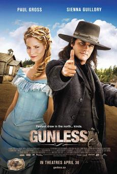 Gunless กันเลสส์ ศึกดวลปืนคาวบอยพันธุ์ปืนดุ (2010)