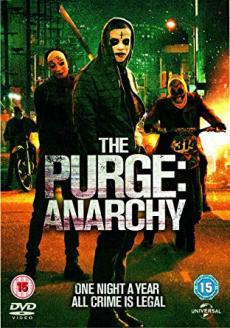 The Purge: Anarchy คืนอำมหิต: คืนล่าฆ่าไม่ผิด (2014)