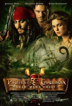 Pirates of the Caribbean 2: Dead Man's Chest สงครามปีศาจโจรสลัดสยองโลก (2006)
