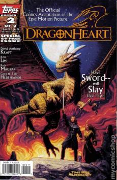 DragonHeart 1 ดราก้อนฮาร์ท 1: มหาสงครามมังกรไฟ (1996)