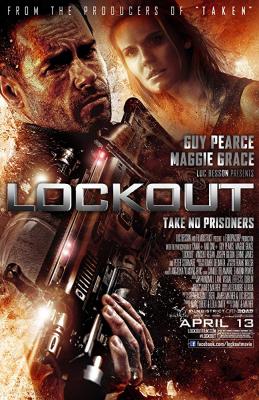 Lockout แหกคุกกลางอวกาศ (2012)