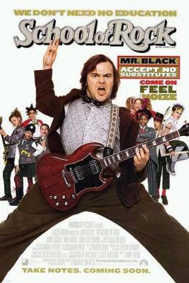School of Rock ครูซ่าเปิดตำราร็อค (2003)