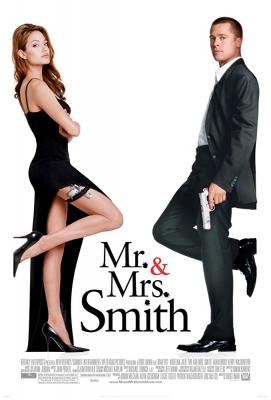 Mr. & Mrs. Smith มิสเตอร์แอนด์มิสซิสสมิธ นายและนางคู่พิฆาต (2005)