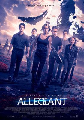The Divergent Series: Allegiant 3 อัลลีเจนท์ ภาค3: ปฏิวัติสองโลก (2016)