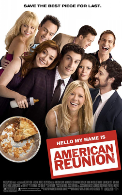 American Pie 8: American Reunion อเมริกันพาย 8: คืนสู่เหย้าแก็งค์แอ้มสาว (2012)
