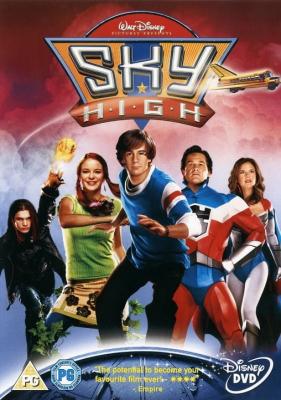Sky High สกายไฮ รวมพันธุ์โจ๋ พลังเหนือโลก (2005)