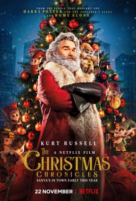 The Christmas Chronicles ผจญภัยพิทักษ์คริสต์มาส (2018)