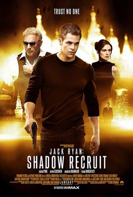 Jack Ryan: Shadow Recruit แจ็ค ไรอัน สายลับไร้เงา (2014)
