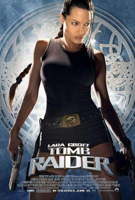 Lara Croft: Tomb Raider 1 ลาร่า ครอฟท์ ทูมเรเดอร์ ภาค1 (2001)