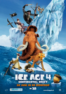 Ice Age 4: Continental Drift ไอซ์ เอจ 4 เจาะยุคน้ำแข็งมหัศจรรย์ กำเนิดแผ่นดินใหม่ (2012)